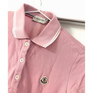 モンクレール(MONCLER)のモンクレール レディースポロシャツ(ポロシャツ)
