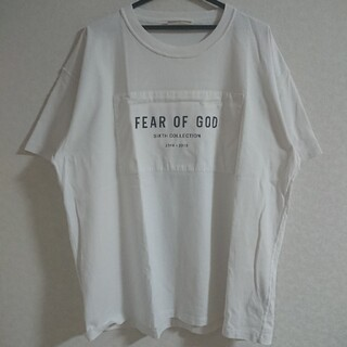 FEAR OF GOD - FEAR OF GOD sixth collection 6th tee