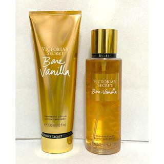 ヴィクトリアズシークレット(Victoria's Secret)のVictoria's secret ♡Bare Vanilla 2点セット♡(香水(女性用))