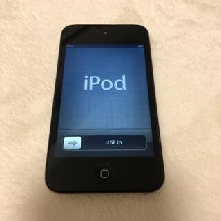 iPod touch - iPod touch 第4世代 32GB ブラック