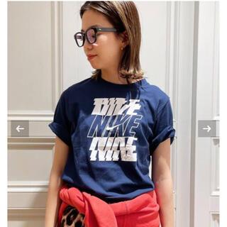 ドゥーズィエムクラス(DEUXIEME CLASSE)の【NIKE/ナイキ】 Tシャツ ネイビー 170(Tシャツ(半袖/袖なし))