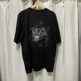 Y-3 - Y-3 スカル刺繍Tシャツ