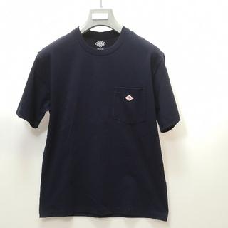 ダントン(DANTON)のDANTON|ダントン ポケット ロゴTシャツ JD-9041  (Tシャツ/カットソー(半袖/袖なし))