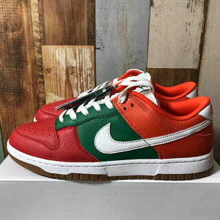 NIKE - 【新品未使用】NIKE by you DUNK LOW 28.5 セブンイレブン