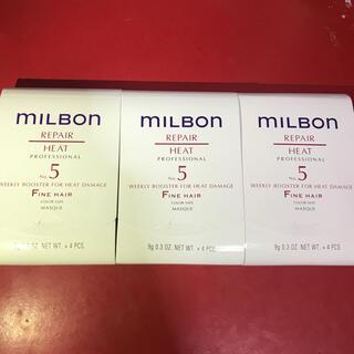 ミルボン - ミルボン リペア ヒート NO5 ファインヘア ヘアトリートメント