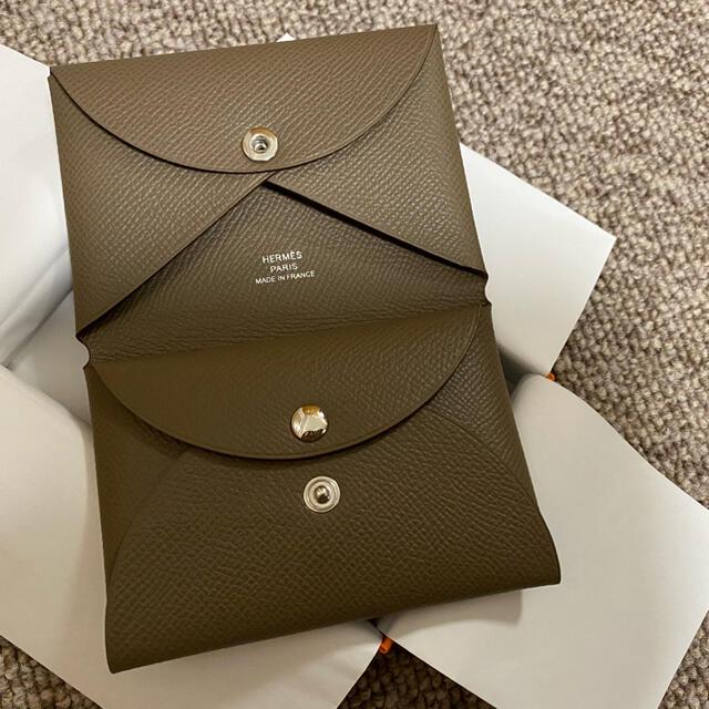 Hermes(エルメス)のHermès カルヴィデュオ レディースのファッション小物(財布)の商品写真