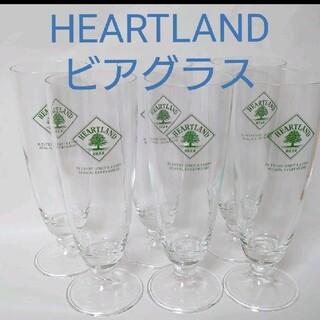 キリン(キリン)の◆新品未使用◆②ハートランド ビアグラス6個セット(グラス/カップ)
