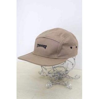 スラッシャー(THRASHER)のTHRASHER(スラッシャー) ロゴ刺繍 ジェットキャップ メンズ 帽子(キャップ)