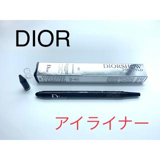 クリスチャンディオール(Christian Dior)のディオール ショウ24Hスティロ ウォータープルーフ(アイライナー)