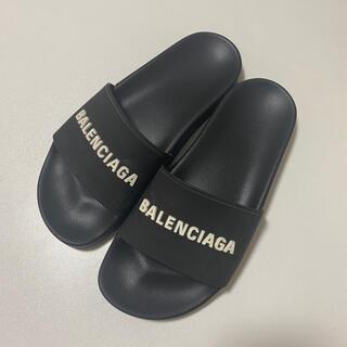 バレンシアガ(Balenciaga)のBALENCIAGA バレンシアガ PISCINE サンダル(サンダル)