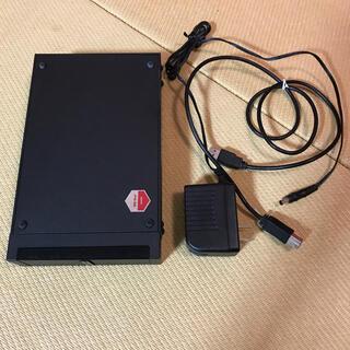 アイオーデータ(IODATA)のIO DATA HDD 2TB ZHD-UTX2  WD Red(PC周辺機器)