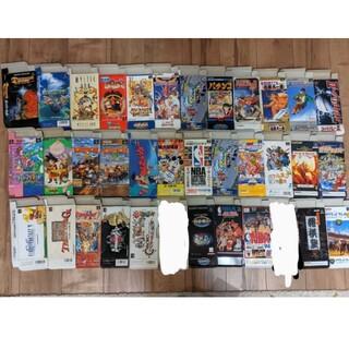 スーパーファミコン(スーパーファミコン)のスーパーファミコン 箱のみ   選べる5枚で3,500円(家庭用ゲームソフト)