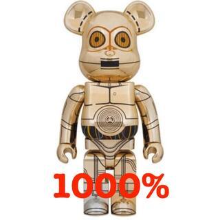 MEDICOM TOY - BE@RBRICK C-3PO(TM) 1000% スターウォーズ ベアブリック