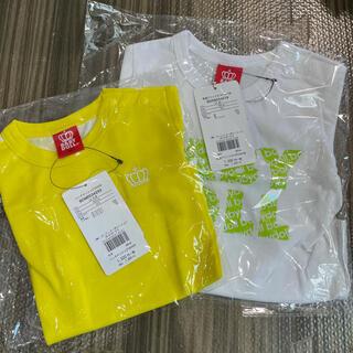 BABYDOLL - ベビードール Tシャツ 2枚セット