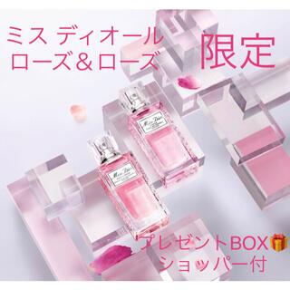 Dior - ミス ディオール ローズ&ローズ ヘアミスト (数量限定品)