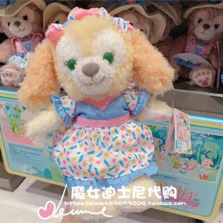 ディズニー(Disney)の上海ディズニーランド サニーファン クッキーアン  ぬいぐるみ SSサイズ(ぬいぐるみ)