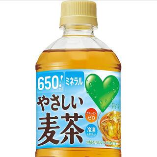 やさしい麦茶650ml24本です。 (茶)