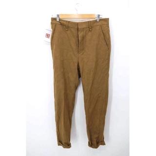 イロコイ(Iroquois)のIroquois(イロコイ) 総柄ウールスラックス メンズ パンツ スラックス(スラックス)