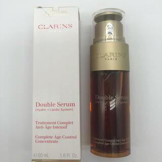 CLARINS - クラランスダブルセーラムEX 50ml