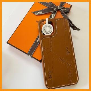 エルメス(Hermes)の【希少】新品・エルメスiPhone12/12proケース(iPhoneケース)