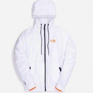 NIKE - kith & nike windrunner jacket L