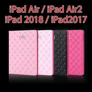 高級感溢れる 4色 ipadケース ipad2018/2017/air/air2(タブレット)