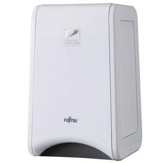 フジツウ(富士通)の空気清浄機PLAZION DAS-15C-W(空気清浄器)