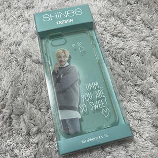 シャイニー(SHINee)のSHINee テミン iPhoneケース(iPhoneケース)