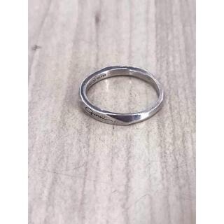 ガルニ(GARNI)のGARNI(ガルニ) ロゴ刻印 シンプルリング メンズ アクセサリー リング(リング(指輪))
