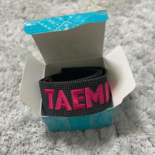 シャイニー(SHINee)の SHINee  ネームタグ  テミン(K-POP/アジア)