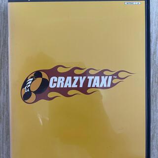 プレイステーション2(PlayStation2)の★  PS2  CRAZY TAXI  クレイジータクシー  (家庭用ゲームソフト)