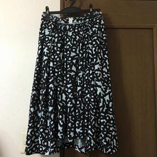 コムデギャルソン(COMME des GARCONS)のスカート(ひざ丈スカート)