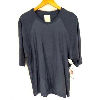 ウーヨンミ(WOO YOUNG MI)のWOOYOUNGMI(ウーヨンミ) 切替ラグランTシャツ メンズ トップス(Tシャツ/カットソー(半袖/袖なし))