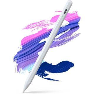 【新品】スタイラスペン タッチペン iPad ペン 極細 高感度★当日発送!(タブレット)