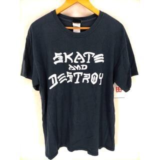 スラッシャー(THRASHER)のTHRASHER(スラッシャー) skate and destroy tシャツ(Tシャツ/カットソー(半袖/袖なし))