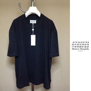マルタンマルジェラ(Maison Martin Margiela)の新品 52 マルジェラ 20aw ガーメントダイ Tシャツ 黒 700(シャツ)