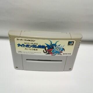 スーパーファミコン(スーパーファミコン)のスーパーファミコン SDガンダム外伝 ナイトガンダム物語(家庭用ゲームソフト)