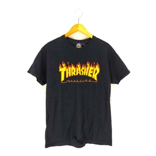 スラッシャー(THRASHER)のTHRASHER(スラッシャー) ロゴプリントクルーネックTシャツ メンズ(Tシャツ/カットソー(半袖/袖なし))