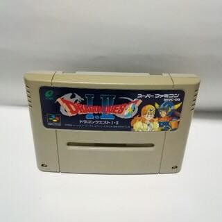 スーパーファミコン(スーパーファミコン)のスーパーファミコン ドラゴンクエストI・II(家庭用ゲームソフト)