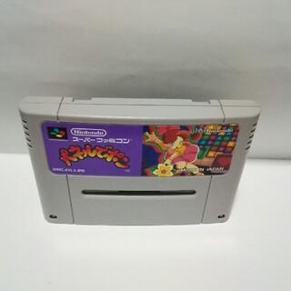 スーパーファミコン(スーパーファミコン)のスーパーファミコン パネルでポン(家庭用ゲームソフト)