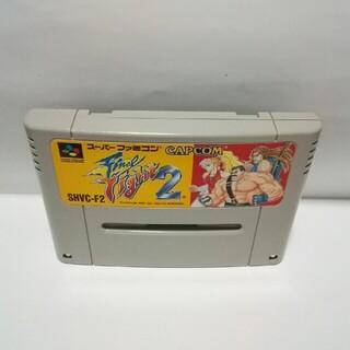 スーパーファミコン(スーパーファミコン)のスーパーファミコン ファイナルファイト2(家庭用ゲームソフト)