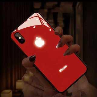 人気ランキング上位??LED発光 6らカラー 光るiPhoneケース?(iPhoneケース)