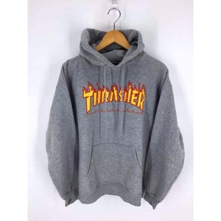 スラッシャー(THRASHER)のTHRASHER(スラッシャー) プリントプルオーバーパーカー メンズ トップス(パーカー)