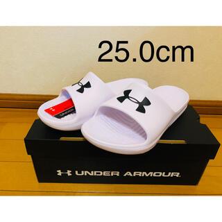 アンダーアーマー(UNDER ARMOUR)の新品 アンダーアーマーサンダル UNDER ARMOUR 25cm(サンダル)