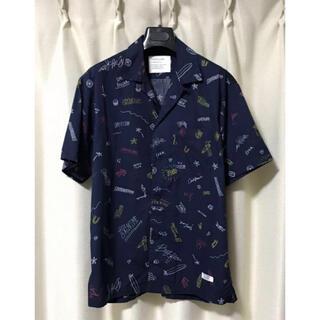ベイフロー(BAYFLOW)のBAYFLOW ベイフロー 総柄 半袖 シャツ 3 定価6,372円(シャツ)