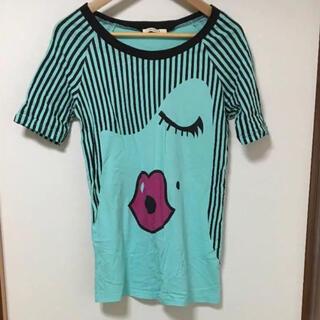 カシータ(casiTA)のcasita*モンローTシャツ 個性的 オシャレ♪(Tシャツ(半袖/袖なし))