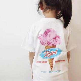 エックスガール(X-girl)のxgirlTシャツ  110(Tシャツ/カットソー)