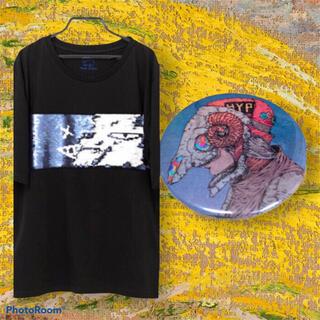 🍇【フ】ラスト❶点‼️最安値‼️二面性ティーシャツ【XL】米津玄師(ミュージシャン)