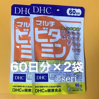 DHC - DHC マルチビタミン 60日分×2袋