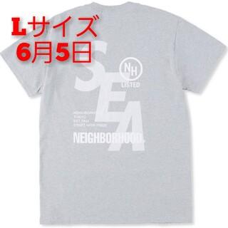 ネイバーフッド(NEIGHBORHOOD)のNHWDS-2/C-TEE SS / GRAY(Tシャツ/カットソー(半袖/袖なし))